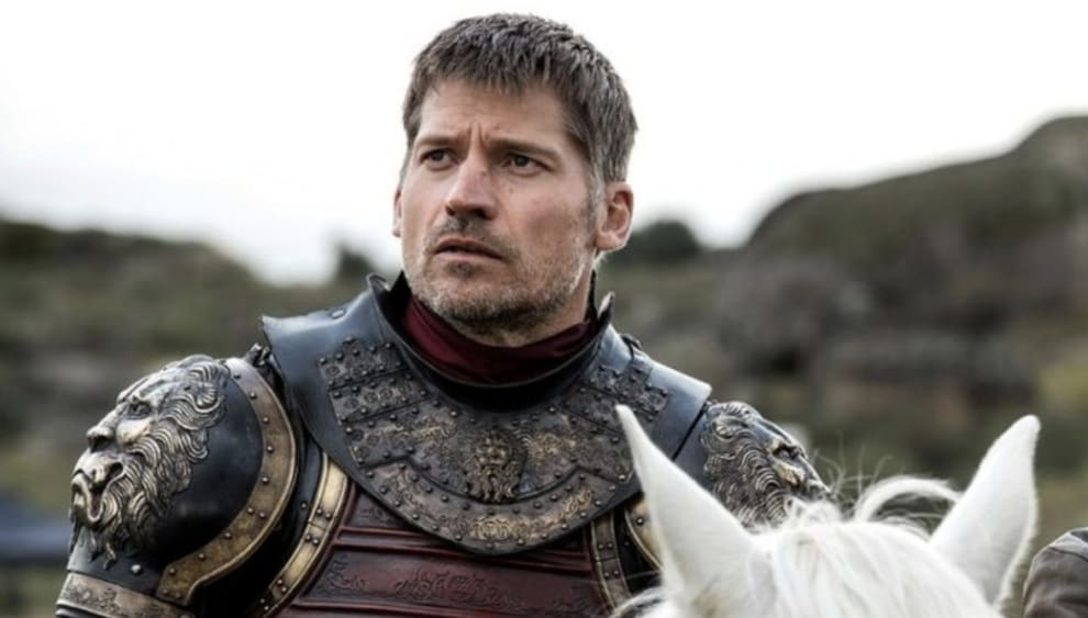 "Imagem de Jaime Lannister, de ""Game of Thrones""."