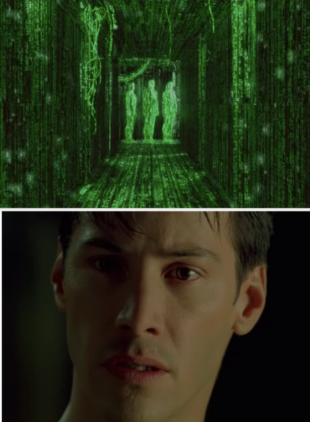 """Neo from """"The Matrix"""""""