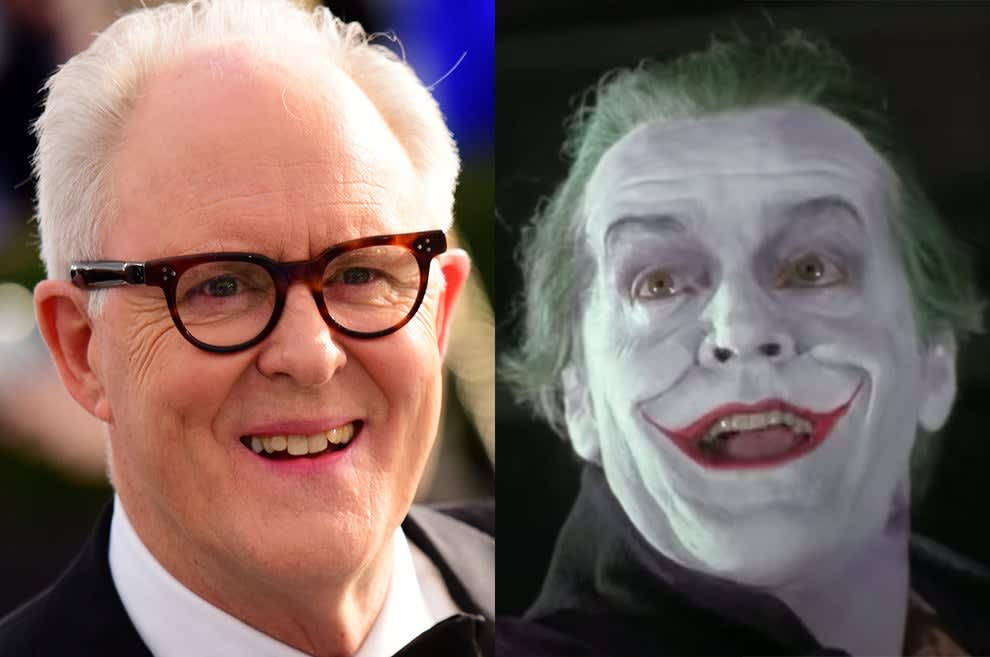 the role went to Jack Nicholson