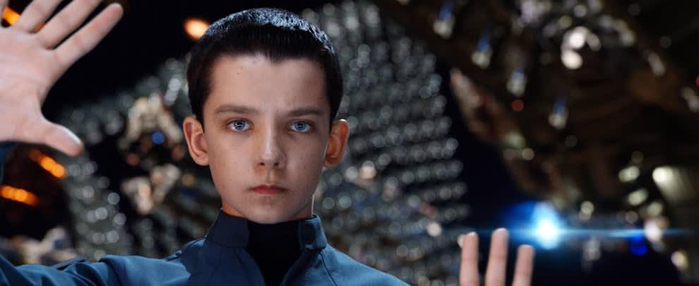Asa in Ender's Game