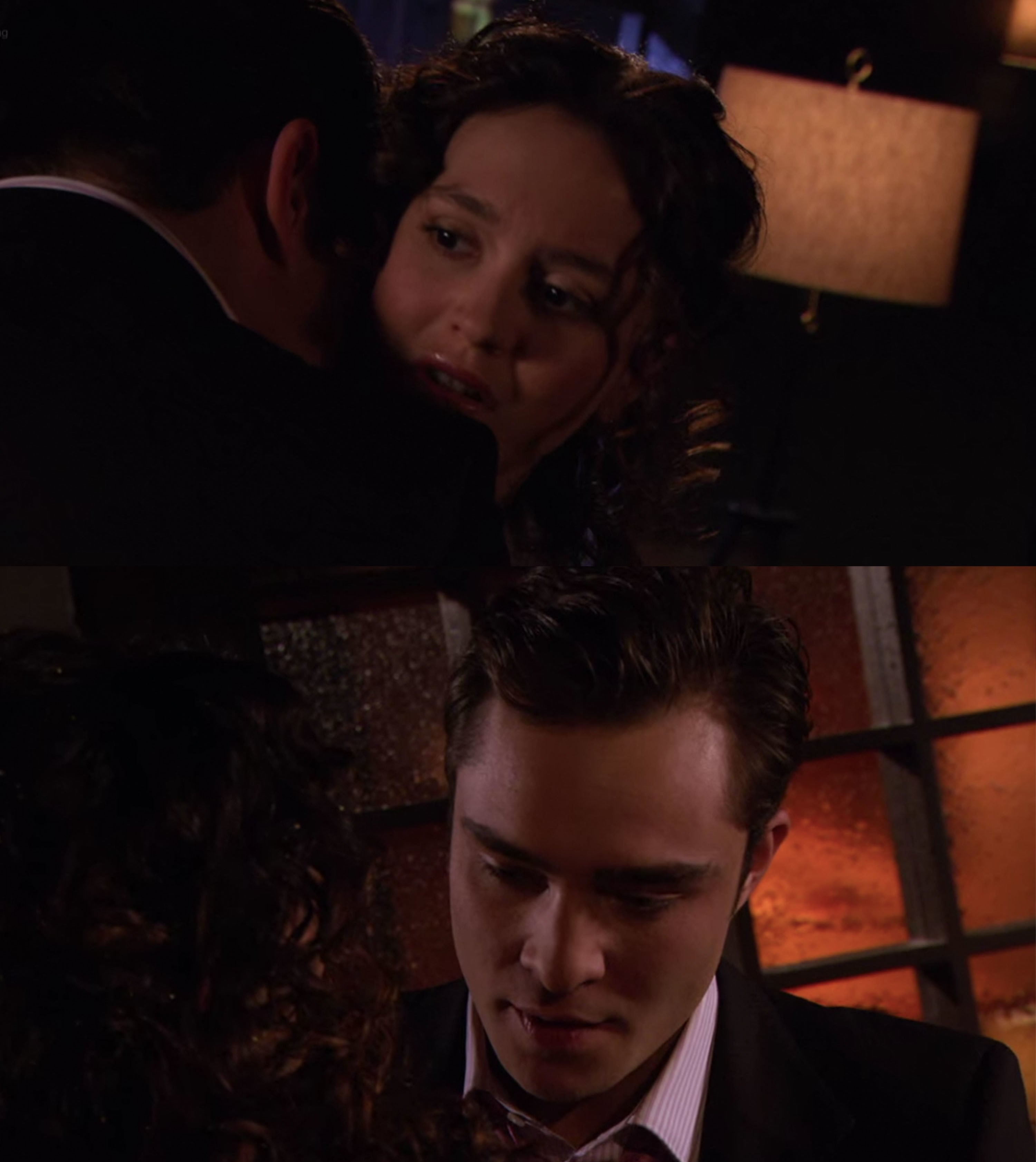 "Chuck says Blair will never marry anyone else because she's ""his"""