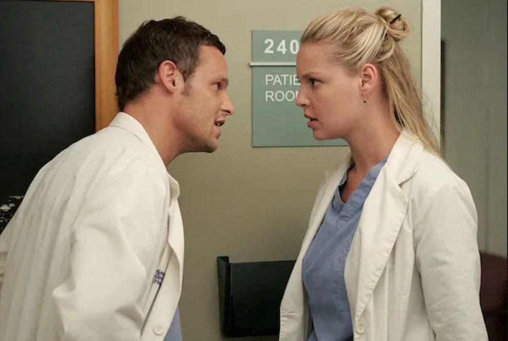 """Imagem do Dr. Alex Karev, de """"Grey's Anatomy""""."""