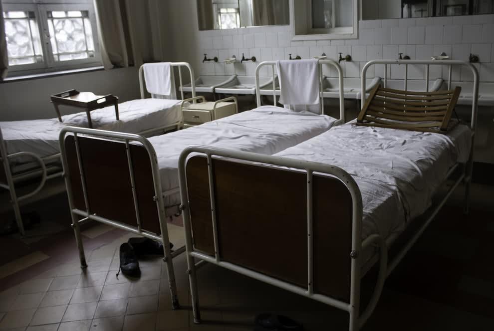 Macas de enfermaria