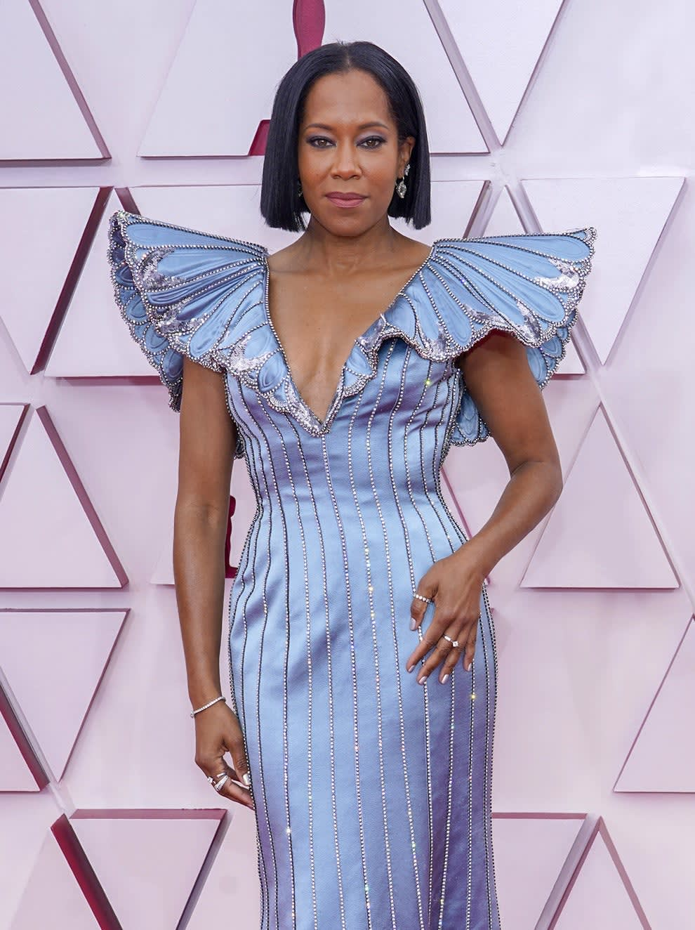 King at the Academy Awards in 2021