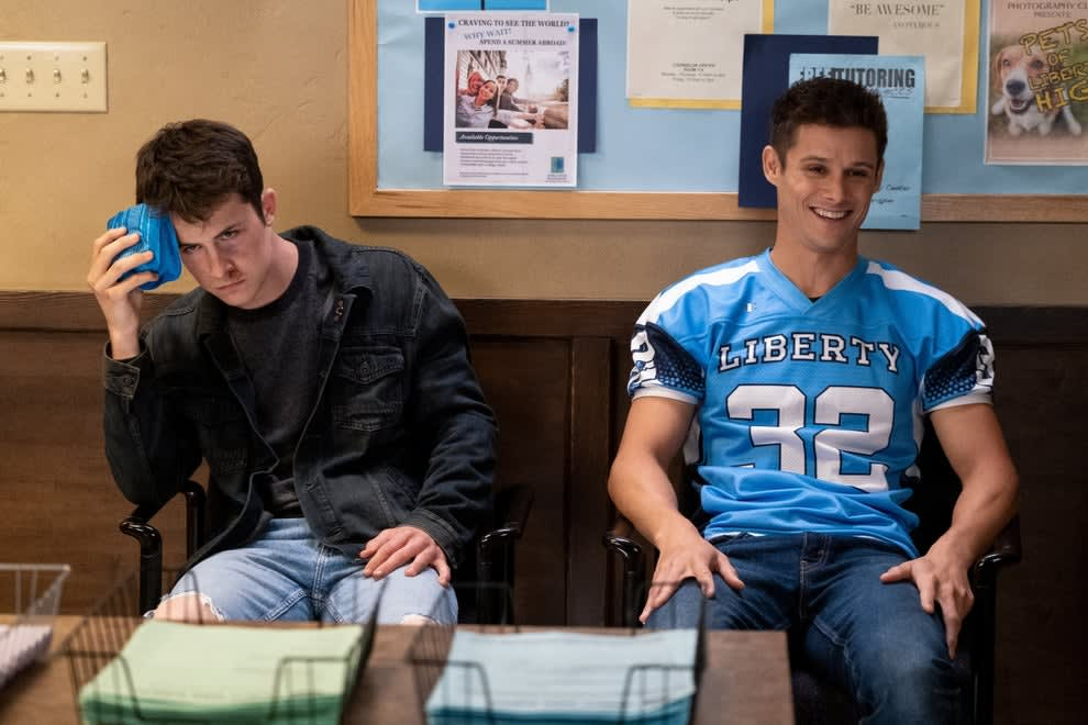 """Dylan Minnette and Timothy Granaderos on """"13 Reasons Why"""""""