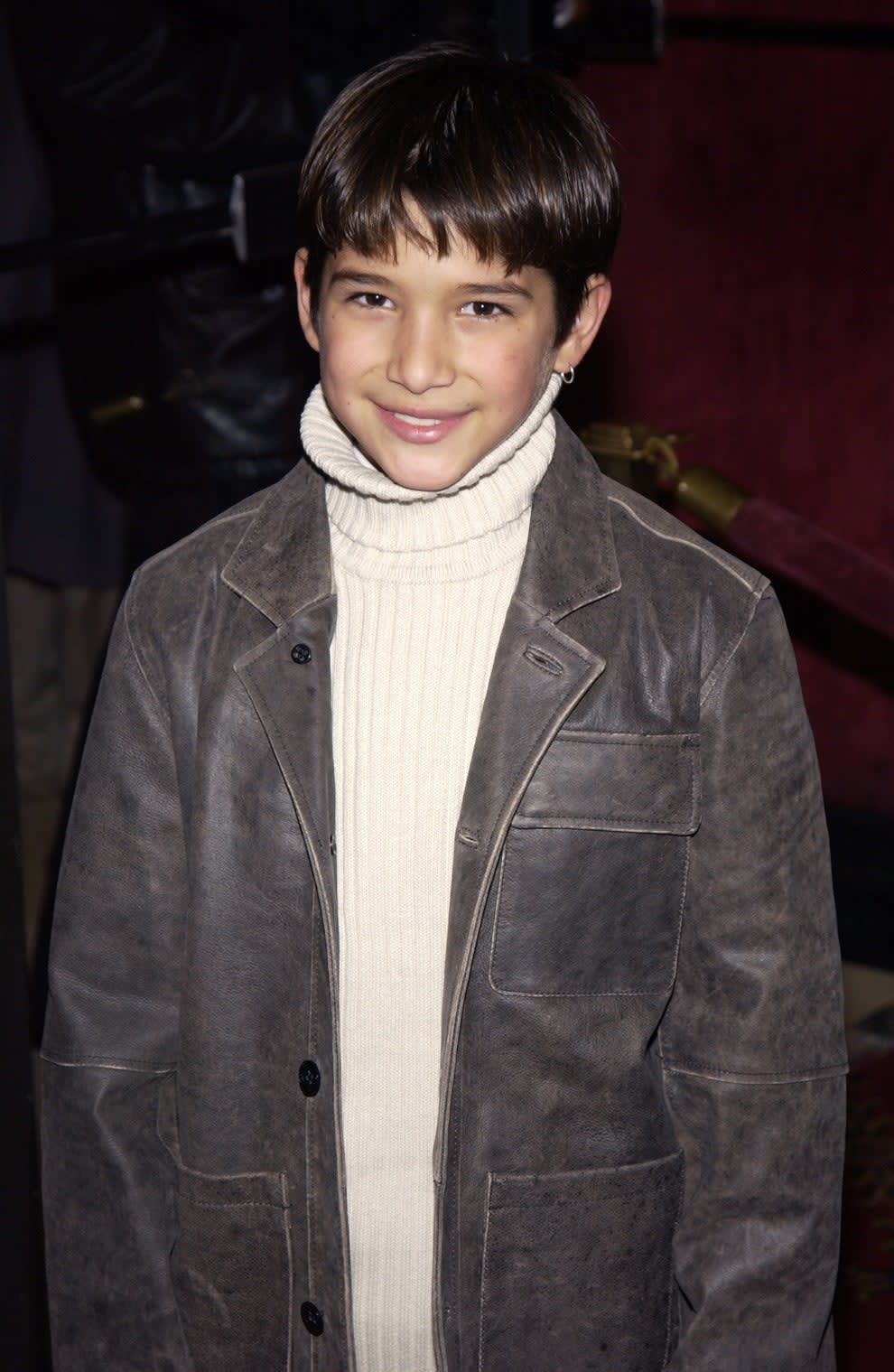 """Posey at the """"Maid in Manhattan"""" premiere"""