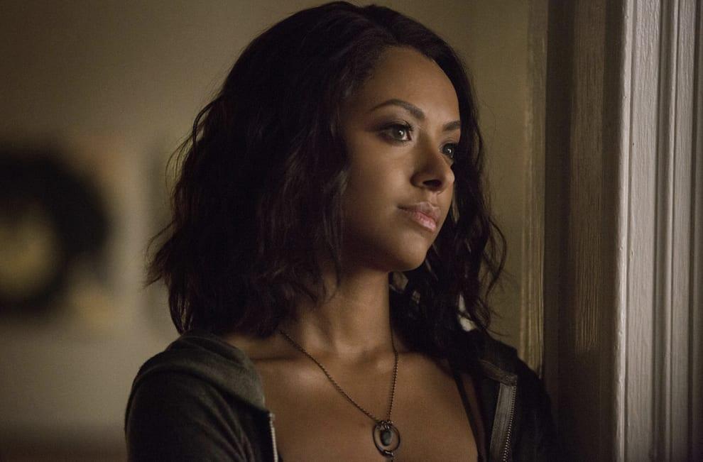 "Imagem da Bonnie, de ""The Vampire Diaries""."