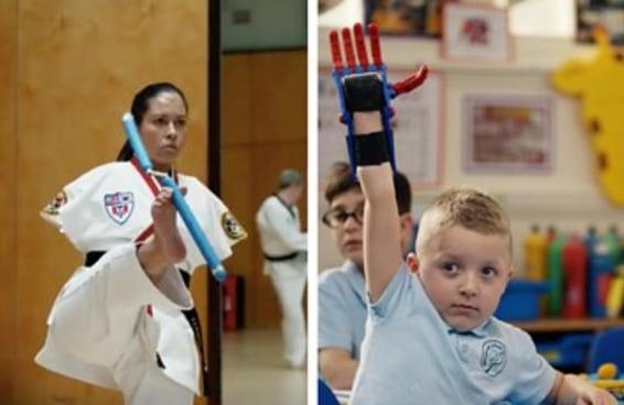 Este vídeo sobre as Paralimpíadas vai muito além do esporte