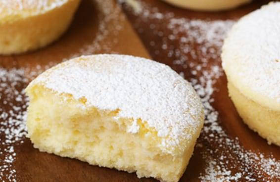 Este muffin cremoso e fofinho é TUDO!