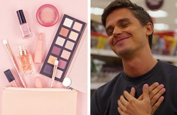 """Monte um conjunto de maquiagem e diremos quem de """"Queer Eye"""" combina com sua personalidade"""