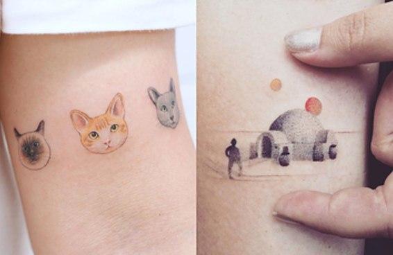 Vinte tatuagens delicadas que podem te inspirar a fazer uma