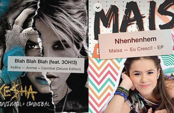 17 músicas internacionais que tem ótimos equivalentes brasileiros