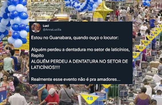 15 tuítes sobre a loucura que é o Aniversário Guanabara