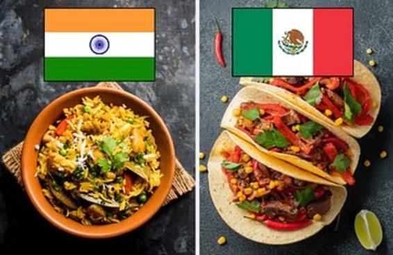 Teste seus conhecimentos gastronômicos dizendo de onde são essas comidas