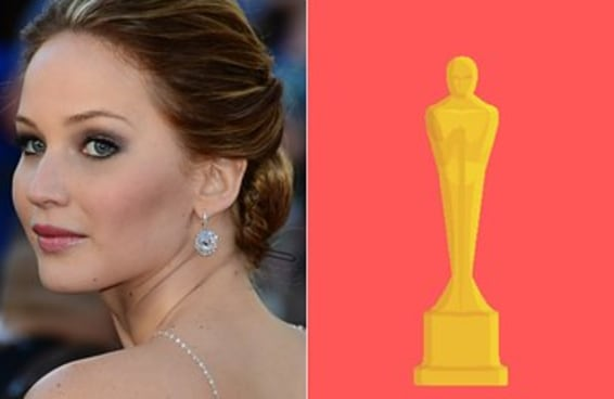 Monte o seu look de tapete vermelho e daremos um Oscar para você
