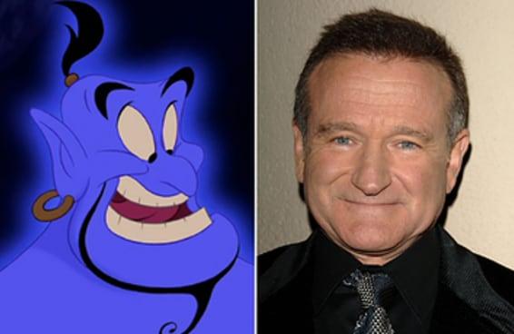 Só um verdadeiro amante da Disney consegue descobrir pela voz o personagem interpretado pelo(a) ator/atriz