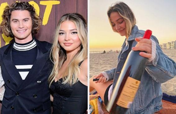 """Os atores que interpretam John B. e Sarah Cameron em """"Outer Banks"""" confirmaram que estão namorando na vida real"""