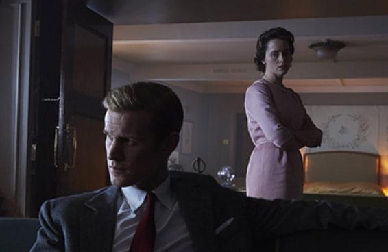 """A atriz que fez a RAINHA da série """"The Crown"""" recebeu menos que o ator que fez o príncipe Philip"""