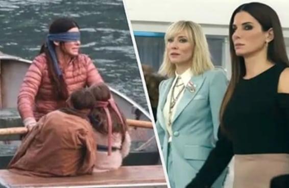 Todo mundo é uma personagem de Sandra Bullock - Qual é você?