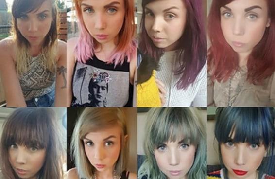44 fotos de antes e depois que mostram o poder de um corte de cabelo