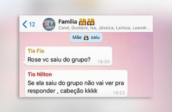 18 conversas que poderiam ter saído do grupo da sua família no WhatsApp