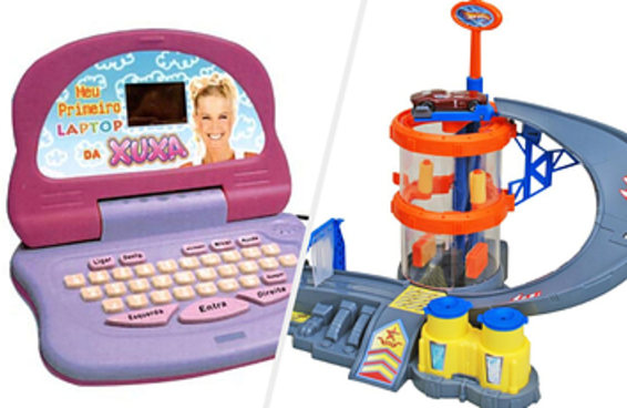 Só uma criança rica dos anos 2000 teve esses brinquedos