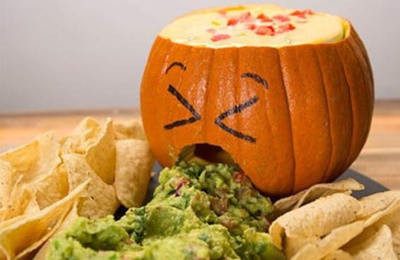 Sua festa de Halloween não estará completa sem este aperitivo assustador