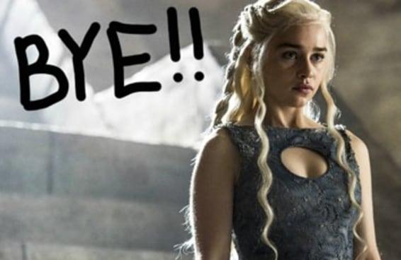 """Emilia Clarke se despediu de """"Game of Thrones"""" e eu estou chorando"""