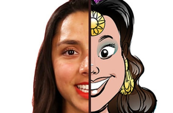 Um ilustrador da Disney criou novas princesas baseadas em mulheres reais