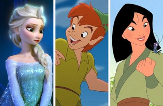 Diga quantos destes filmes da Disney você já viu e adivinharemos sua idade