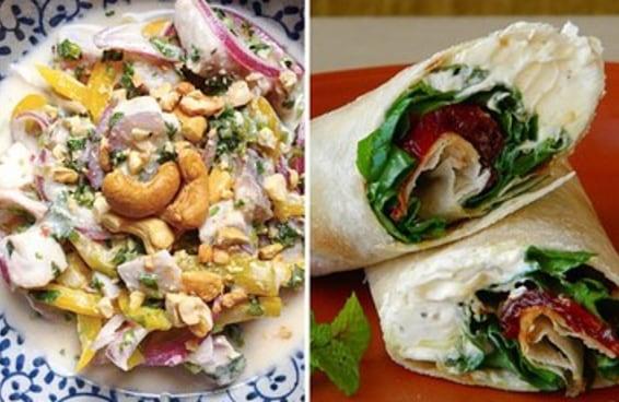 14 ideias de marmitas que você não precisa esquentar no microondas