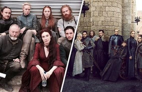 """50 fatos que você nunca soube do elenco de """"Game of Thrones"""""""