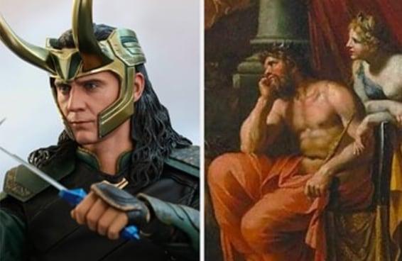 Este teste vai dizer qual combinação de deuses gregos e nórdicos você é