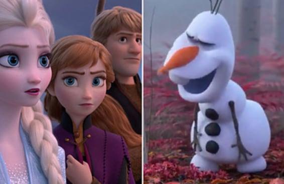 """22 histórias de bastidores de """"Frozen 2"""" que são incríveis"""