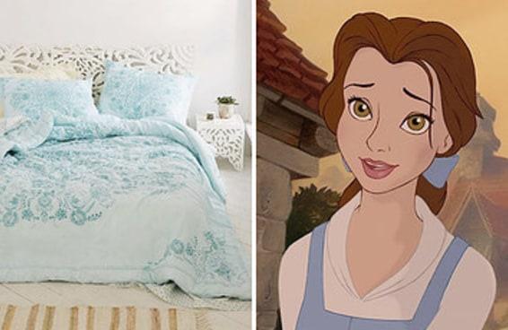 Decore um apartamento e diremos qual princesa da Disney você é