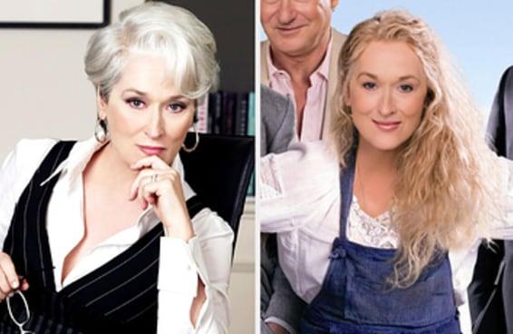 Meryl Streep é uma lenda que já atuou em vários filmes – quantos você já viu?
