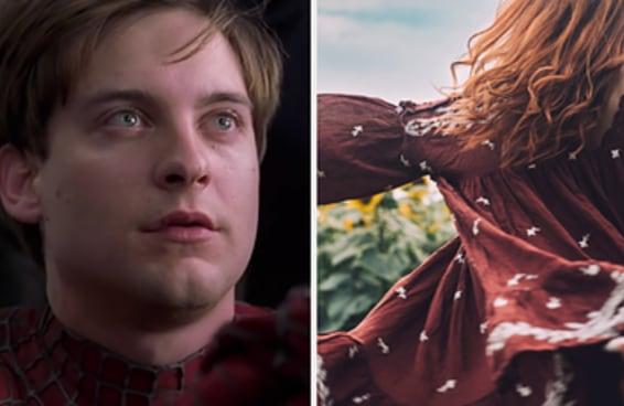 A gente vai te dizer que Homem-Aranha é você baseado nos vestidos que escolhe