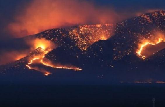 Como um chá de revelação deu muito errado e causou um incêndio florestal de grandes proporções no Arizona