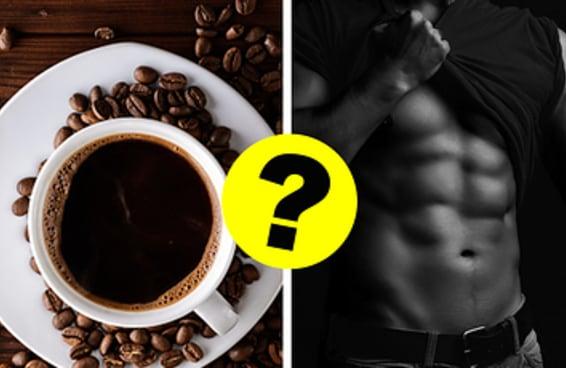 Peça um café e vamos revelar com que tipo de cara você vai ficar
