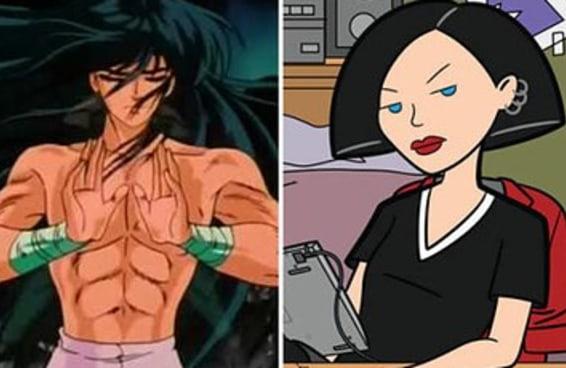 16 personagens de desenho animado que foram crush de muita gente