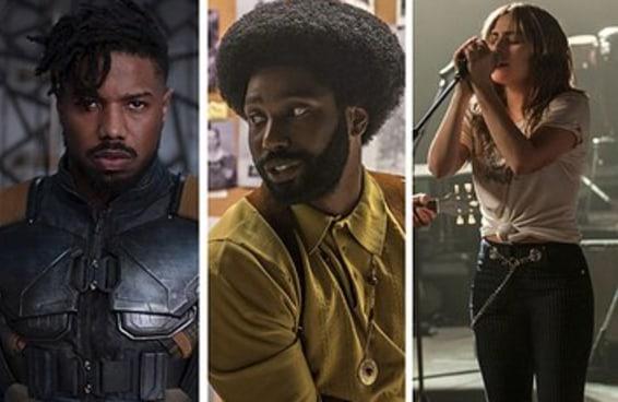 Quantos filmes e séries indicados ao Globo de Ouro 2019 você já viu?