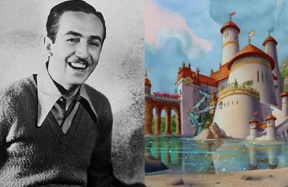 Só o próprio Walt Disney reconheceria todas as paisagens destes filmes