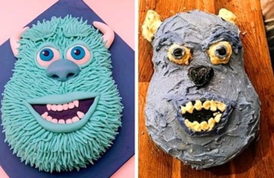 27 bolos que deram muito errado na última década