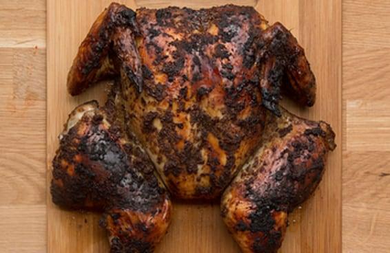Aprenda a fazer o frango à moda jamaicana: