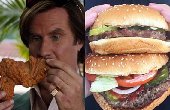 Qual comida de fast food mais combina com sua personalidade?