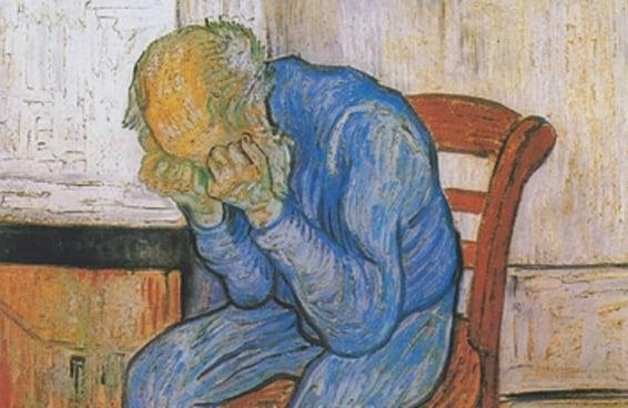 Van Gogh não comia tinta pra ser feliz e há formas melhores de falar de depressão