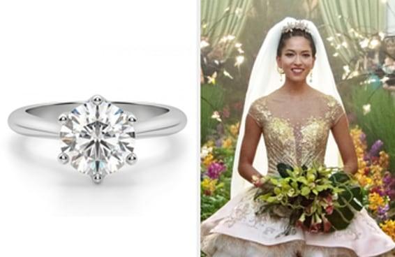 """Diga """"sim"""" ou """"não"""" para estes anéis, e nós revelaremos quantas vezes você casará"""