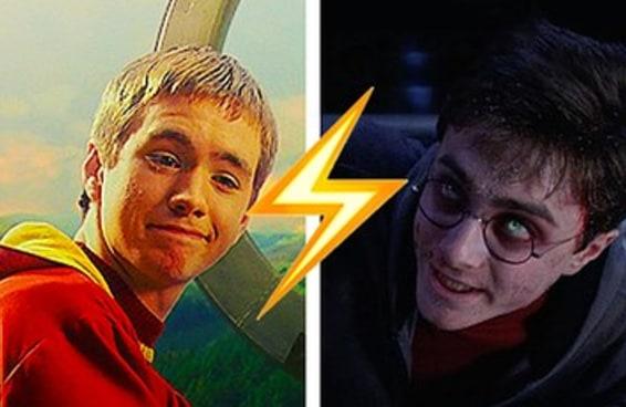 """12 vezes em que os filmes do """"Harry Potter"""" foram melhores do que os livros... e 12 vezes que não"""