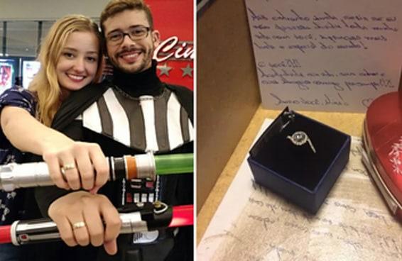 15 histórias de pedidos de casamento para você seguir acreditando no amor