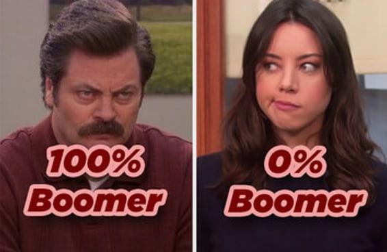 Diga as gírias que você usa e descubra quantos % baby boomer você é